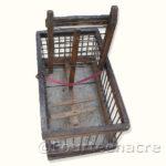 Vintage Single Bird Cage Trap