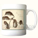 Rats - united family mug