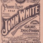 John White 1952 Catalogue (republished) (8119)