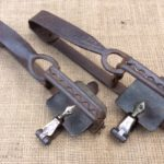 Pair of Lewis Anglo Rabbit Traps (8146)