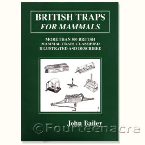British Traps for Mammals - John Bailey
