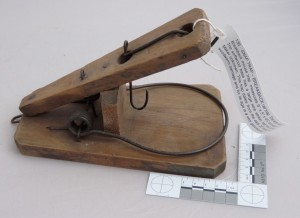 Large Breakback Mouse Trap (ref 6136)