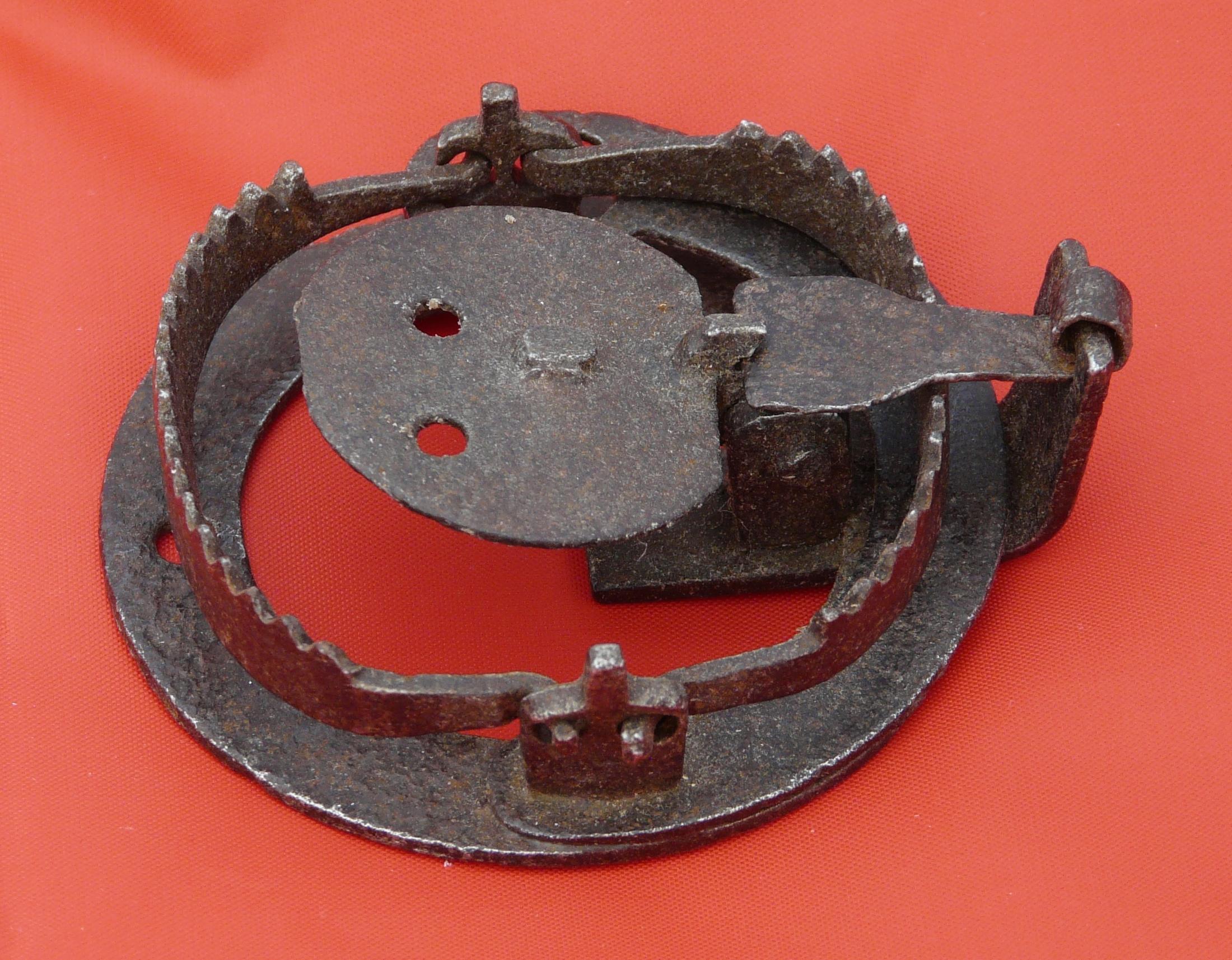 6061 Red - Trap set