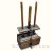 Vintage English Deadfall Mouse Trap