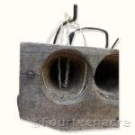Vintage French Choker Mouse Trap