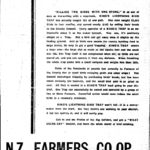 Advert Ashburton Guardian, Volume XXXIX, Issue 9621, 30 May