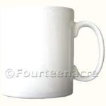 Blank Plain Mug image you choose