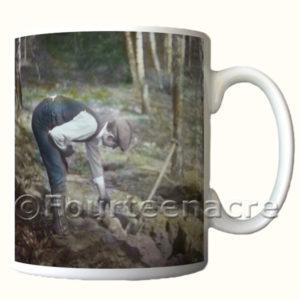 Rabbitting Mug