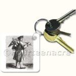 Rat Catcher Key ring