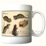 14a Rats & Trap Mug